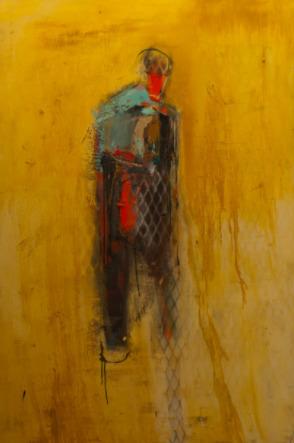 , 'Descent #4 ,' 2017, Oliver Cole Gallery
