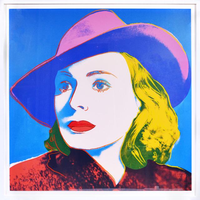 Andy Warhol, 'Ingrid Bergman: With Hat', 1983, Shapero Modern