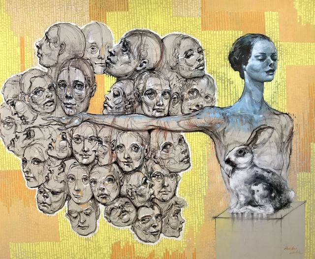 Ernesto Capdevila, 'Online Class', 2019, Conde Contemporary