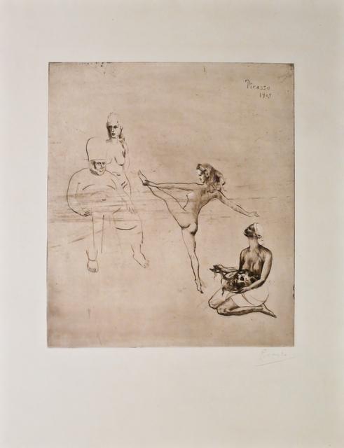 , 'Salomé,' 1905, John Szoke