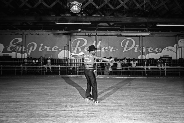 , 'Empire Roller Disco #29,' 1980, Benrubi Gallery