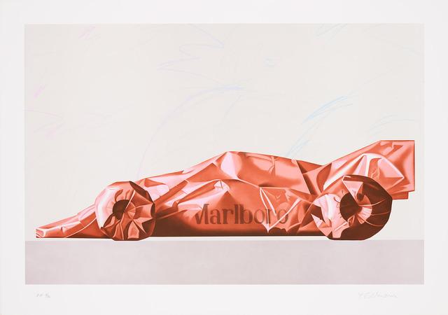 Yrjo Edelmann, 'Wrapped McLaren I ', 1989, Galleri GKM