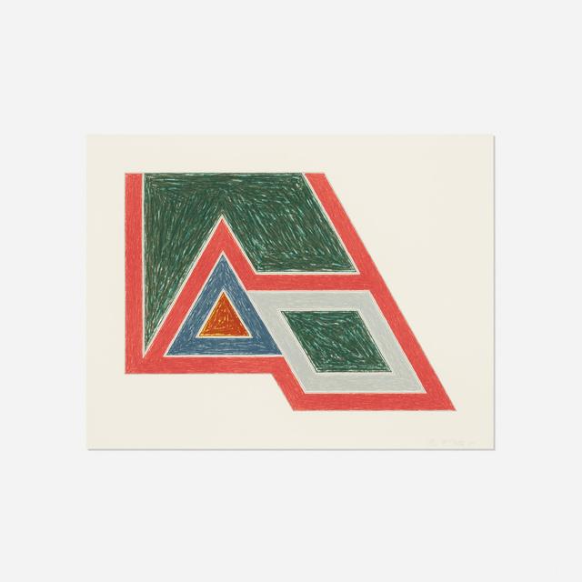 , 'Sanbornville from Eccentric Polygons,' 1974, Hamilton-Selway Fine Art