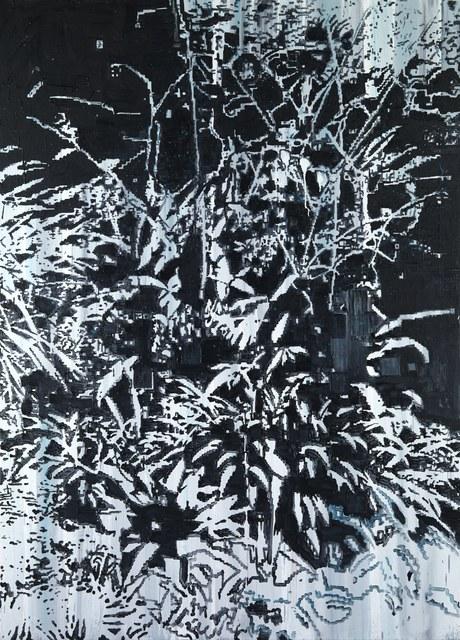 Frédéric Clot, 'Papiliorama et Big Data IV, 2017', 2017, Ditesheim & Maffei Fine Art