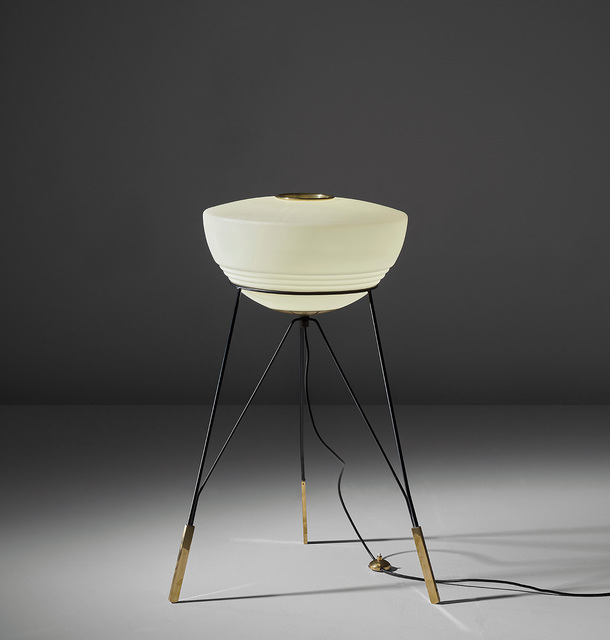 Stilnovo, 'Floor lamp', circa 1950, Phillips