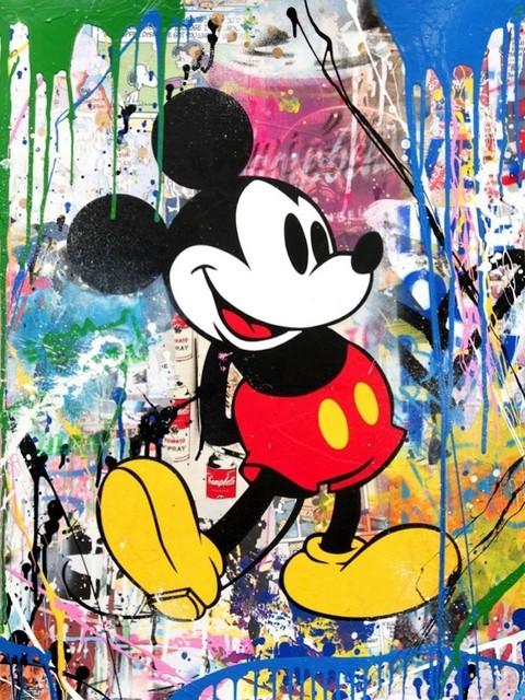 Mr. Brainwash, 'Mickey (Campbell`s Soup)', 2018, Frank Fluegel Gallery