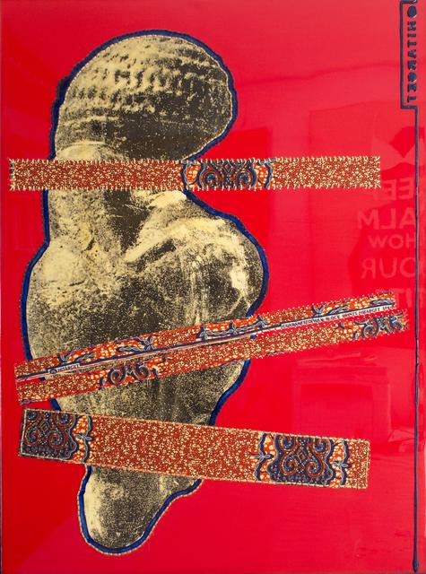 , 'Hitarget Venus (Red),' 2016, Coagula Curatorial