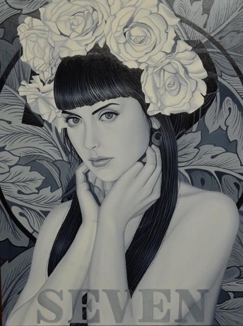 Suzy Smith, '77', 2019, RJD Gallery