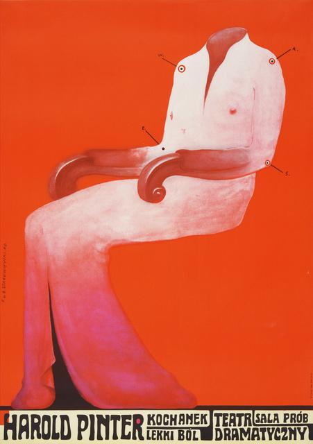 , 'The Loved One - Harold Pinter,' 1970, Omnibus Gallery