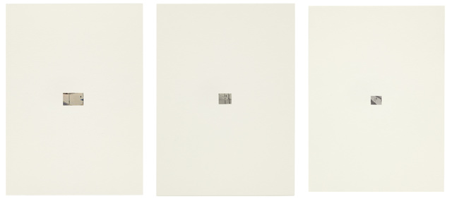 , 'Man and Light III,' 2004-2012, The Approach