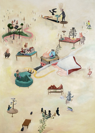 , 'Sin título 1,' 2009, Abate Galería
