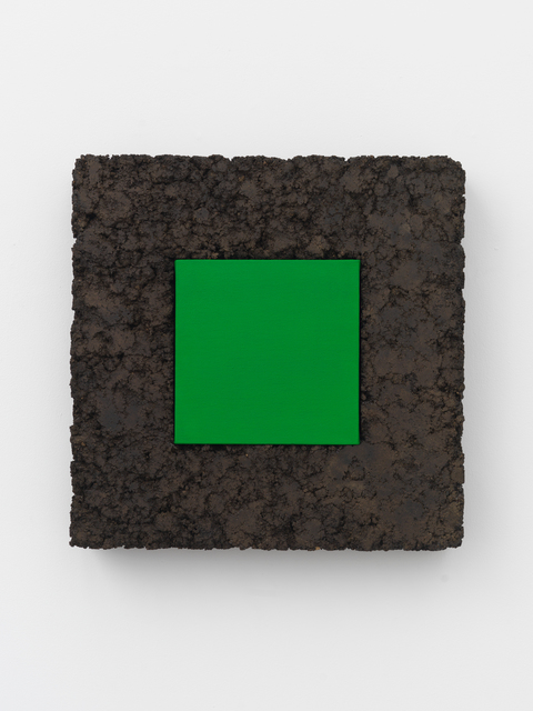 , 'Landscape Painting #1 (Dirt),' 2016, ZieherSmith