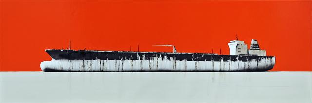, 'Tanker 25,' 2018, Massey Klein Gallery