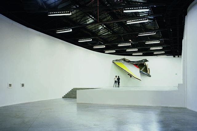, 'Omission (Palais de Tokyo - Paris),' 2009, Galerie Max Mayer