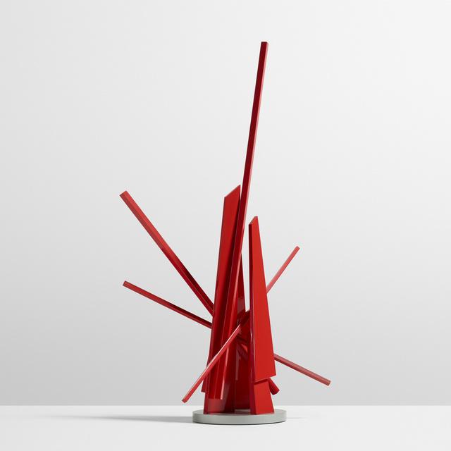 John Henry, 'Maciachini Model 2', 2008, Sculpture, Enameled aluminum, Rago/Wright