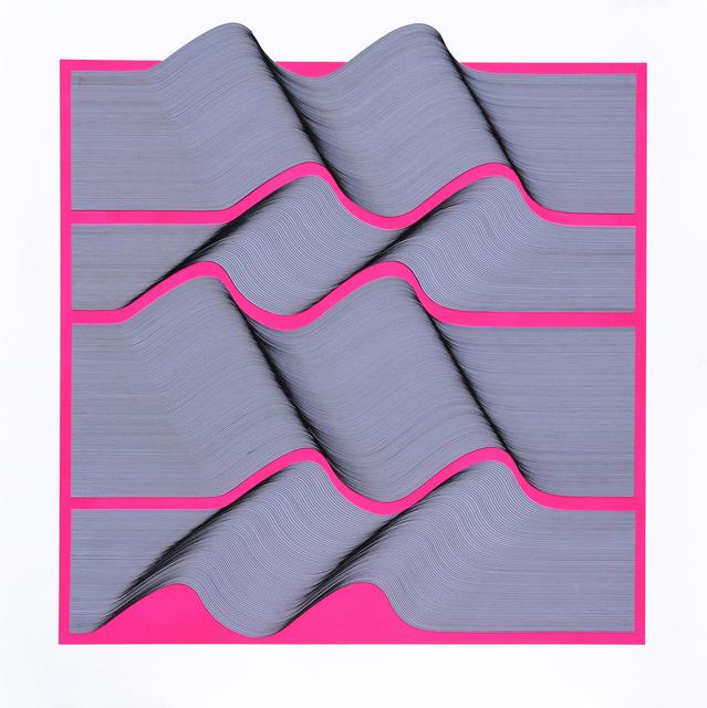 Roberto lucchetta, 'Pink (Fluo)', 2019, Contempop Gallery
