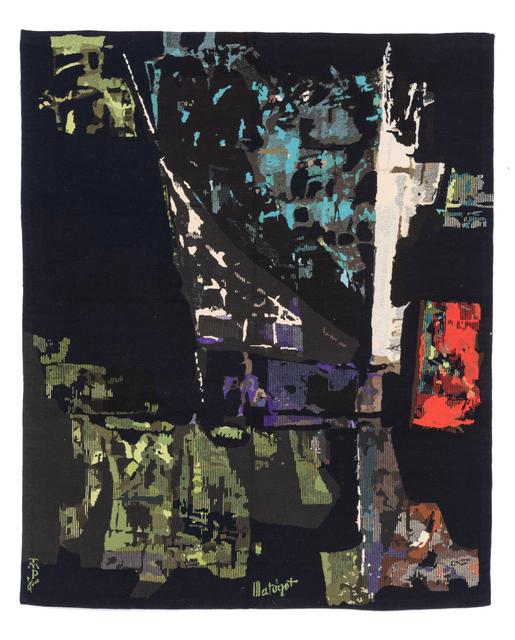 Mathieu Matégot, 'Sirius', Around 1950, Textile Arts, Wool Tapestry, PIASA