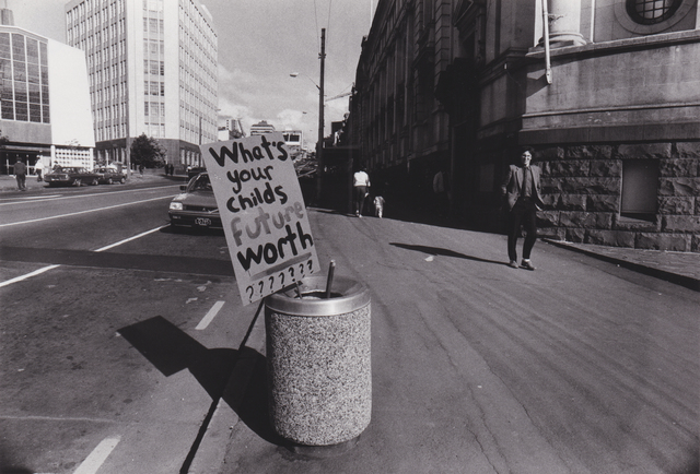 , 'After Unemployment Demo,' 1970-1999, Visions