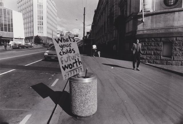 , 'After Unemployment Demo,' 1970-1999, Bowerbank Ninow
