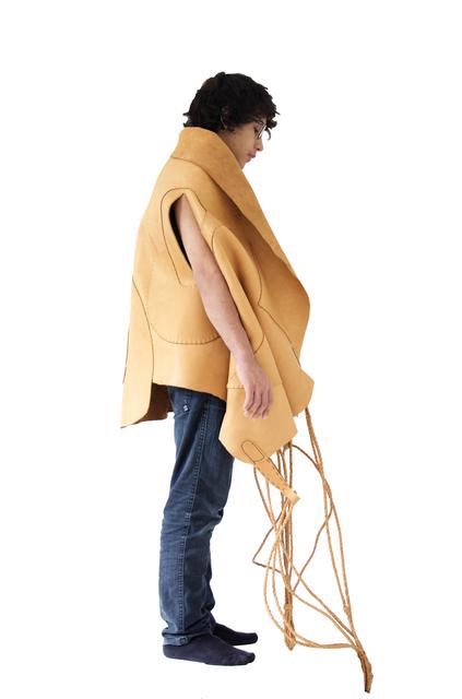 , 'Rede de Descanso in leather,' 2015, Legado Arte