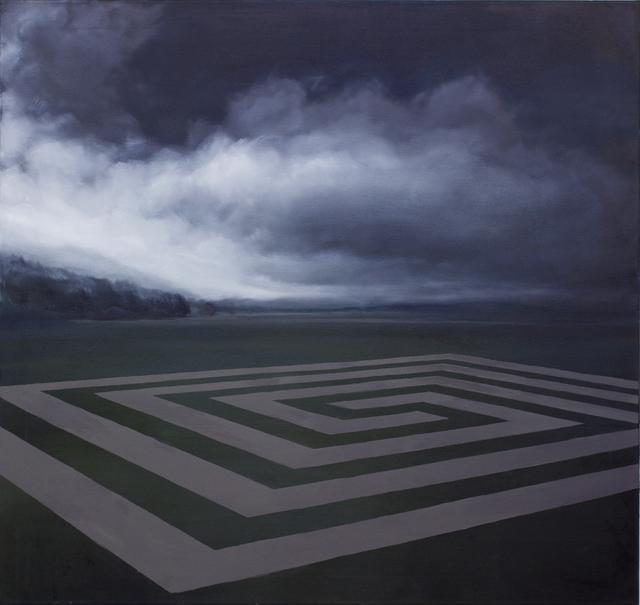 , 'Thal,' 2017, Galerie SOON