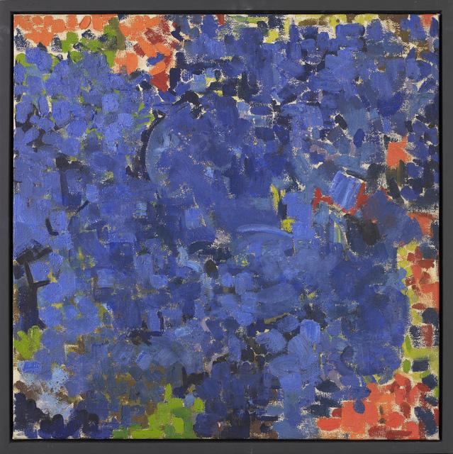 , 'Blue 2,' 1960, Vallarino Fine Art