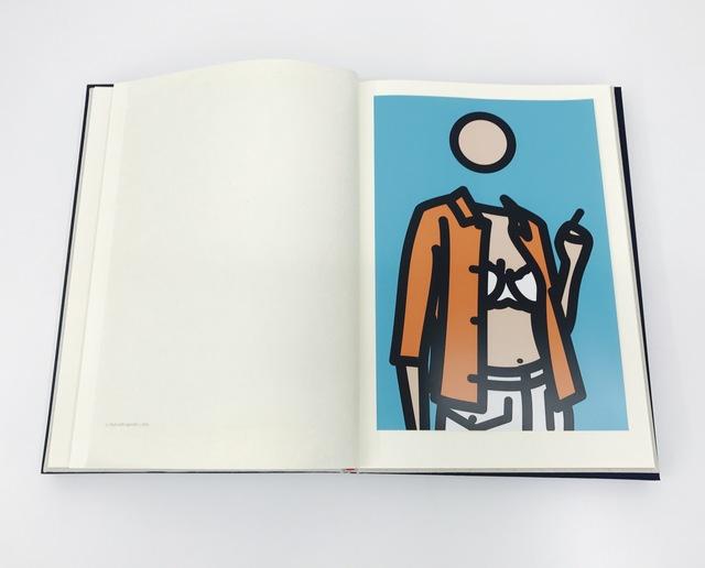 Julian Opie, 'Twenty Six Portraits', 2006, Filter Fine Art