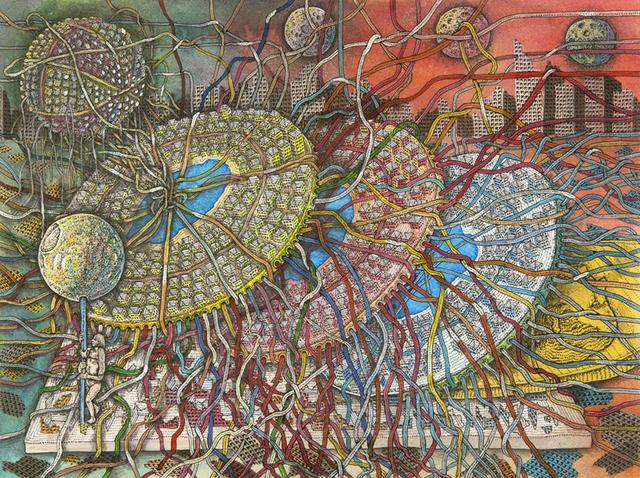 , 'Disc City,' , Dowling Walsh