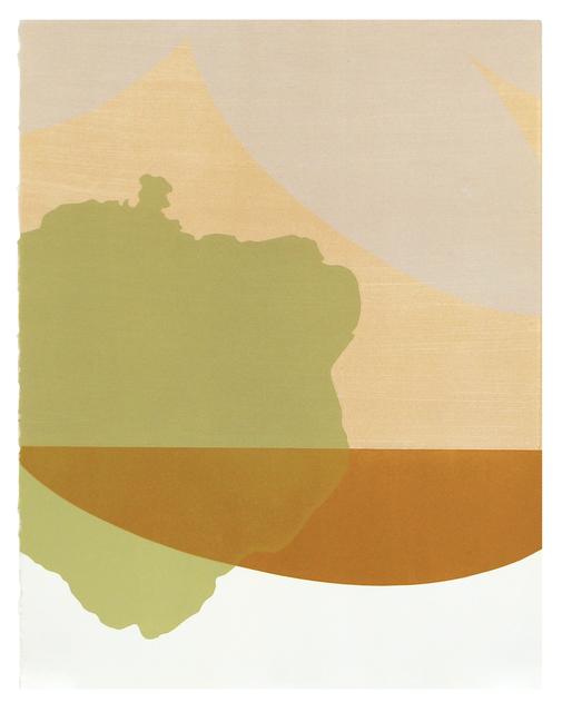 , 'somewhere over 3,' 2013, Pele Prints