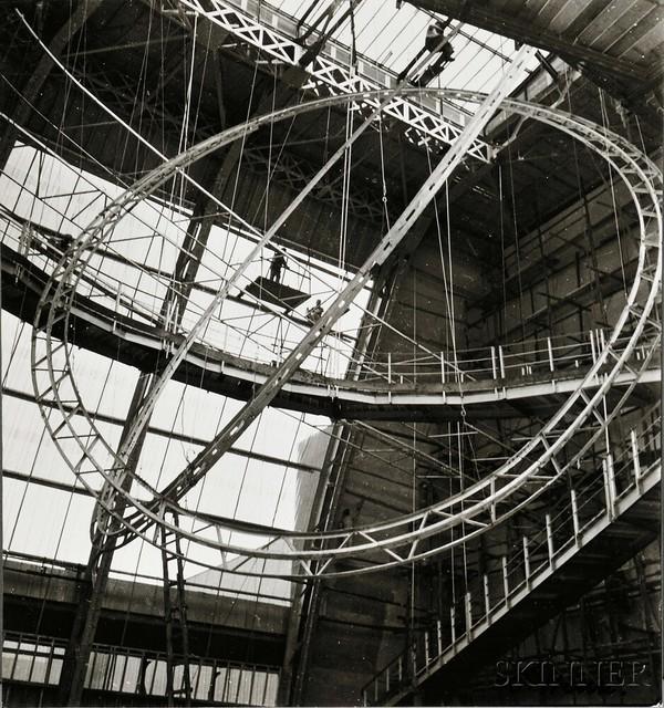 , 'Structure (Interieur du Palais de l'Air,Paris, Expostion Universelle),' 1937, Atlas Gallery