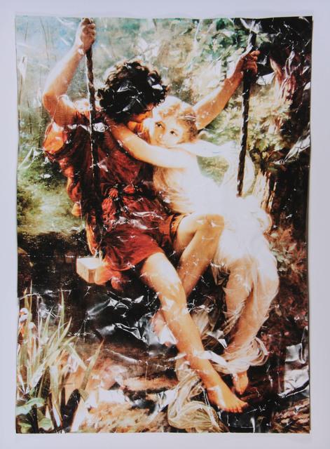 Ricardo Guzman, 'Sin titulo VII', 2017, Galería Quetzalli