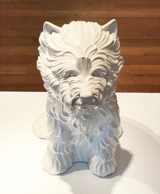 , 'Puppy (Vase),' 1998, Eckert Fine Art