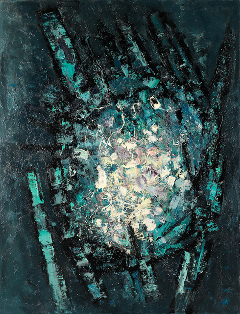 , 'Stellar Formation,' 1958, Whitford Fine Art