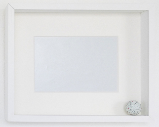 , 'Thesis (Silver),' 2017, Galería del Paseo