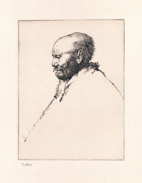 , 'Rembrandt`s father I,' 2017, Kunstverket Galleri