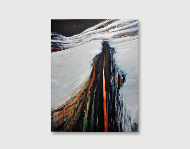 , 'Fenda,' 2017, Bolsa de Arte
