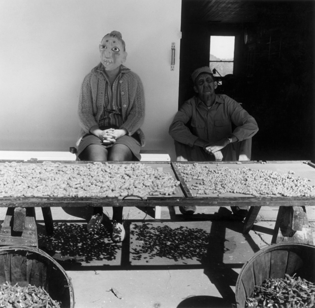 , 'Lucybelle Crater and her successful peanut farmer friend from Port Royal, Kentucky Lucybelle Crater,' , DC Moore Gallery