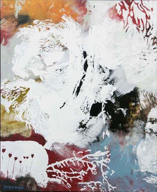 , 'Sensitive Water Mapping #91,' 2016, Gallery Elena Shchukina