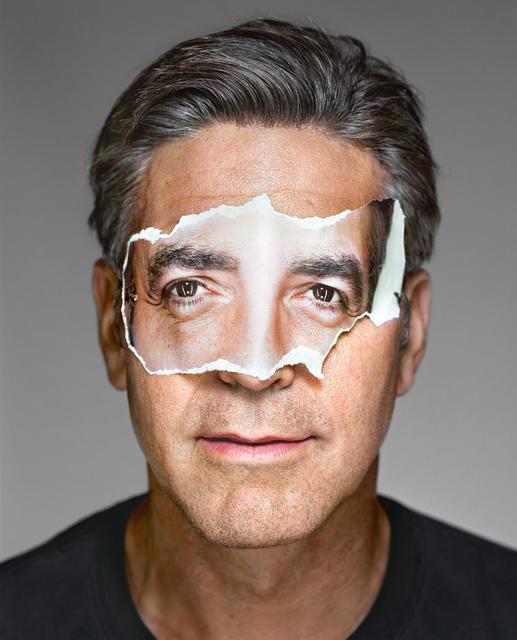 Martin Schoeller, 'George Clooney | Celebrity Portrait', 2014, Frank Fluegel Gallery
