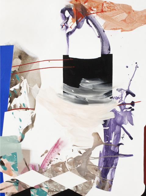 , 'A Night on the Tiles,' 2018, Galerie D'Este