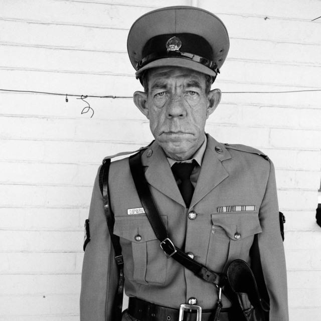 , 'Sgt F de Bruin, Dep of Prisons empl, OFS,' 1992, Zemack Contemporary Art