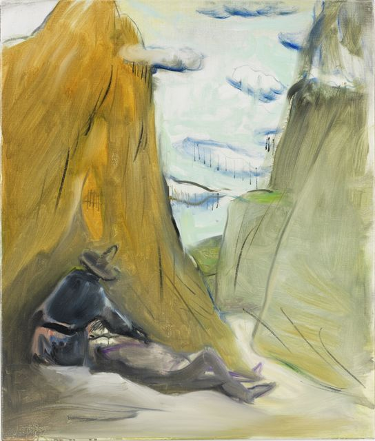 , 'Ohne Titel (Schlucht) ,' 2009, Galerie Elisabeth & Klaus Thoman