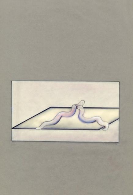 , 'Würmer [Worms],' 1973, Richard Saltoun