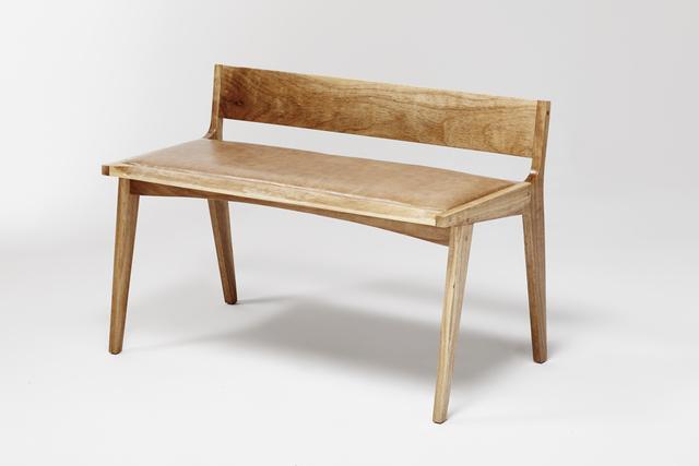 , 'Glória bench,' 2009, Paulo Alves