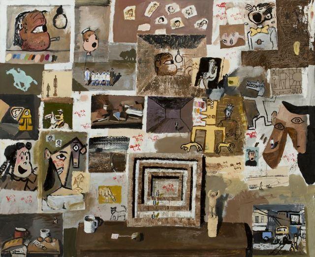Ignacio Iturria, 'Relaciones', 2012, Galeria Sur