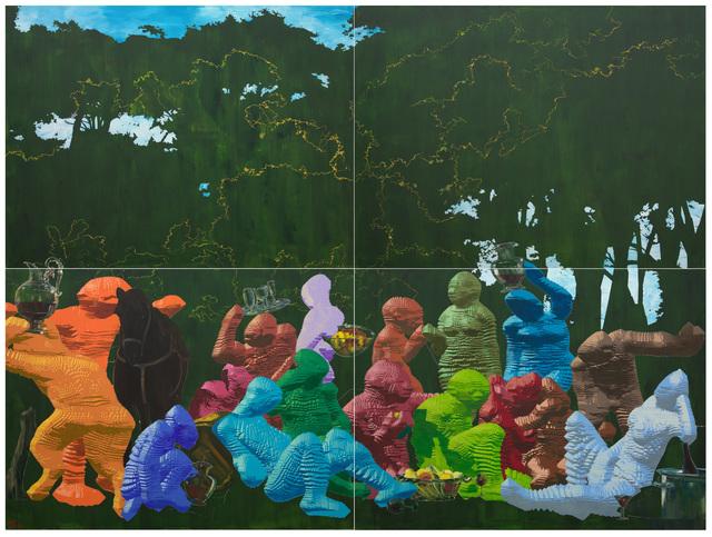 , 'Sunday Picnic,' 2015, Arario Gallery
