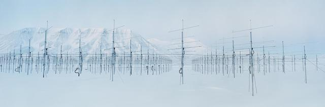 , 'Antennaforest 2, Arctic Technology series,' 2000, Artistics