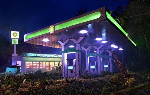 , 'Gas BP,' 2012, MARUANI MERCIER GALLERY