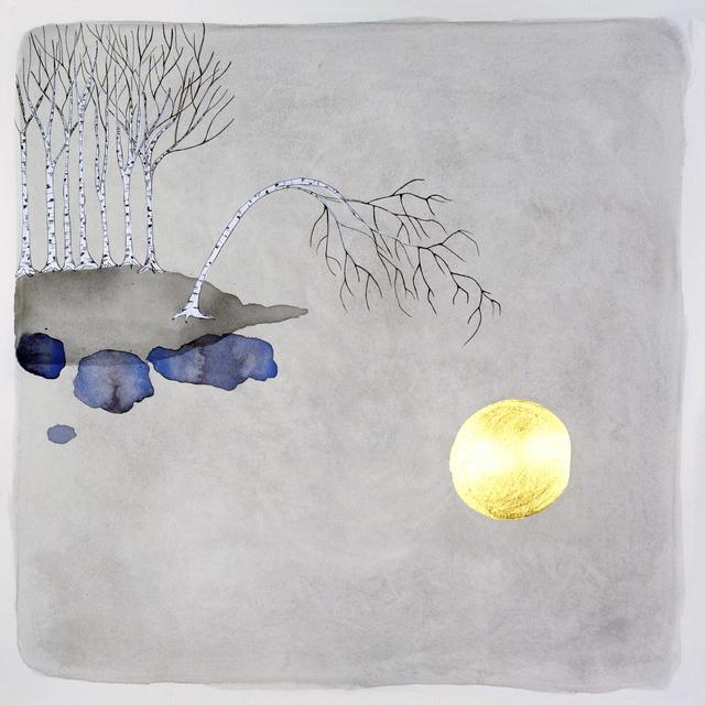 ", 'The Moon, ""the moon"",' 2014, Hosfelt Gallery"