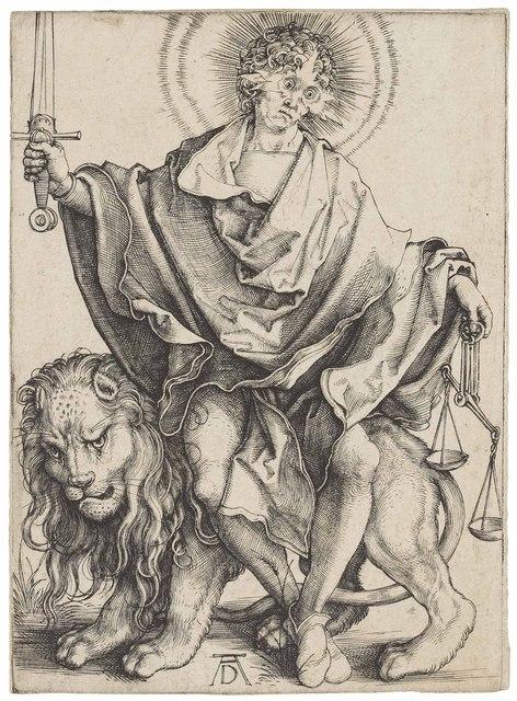 , 'Sol Iustitiae (Bartsch 79; Meder, Hollstein 73; Schoch, Mende, Scherbaum 23),' ca. 1499, Christie's Old Masters